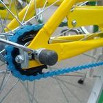 Google Bikes Arrive on Campus: Chain