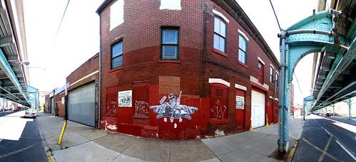 Front Street x Master Street (Fishtown, Philadelphia)