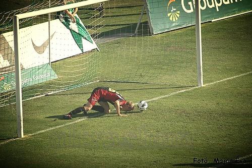 Baráth Botond vs. Ferencváros, 2012/13, 5. forduló