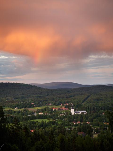 Järvsö village