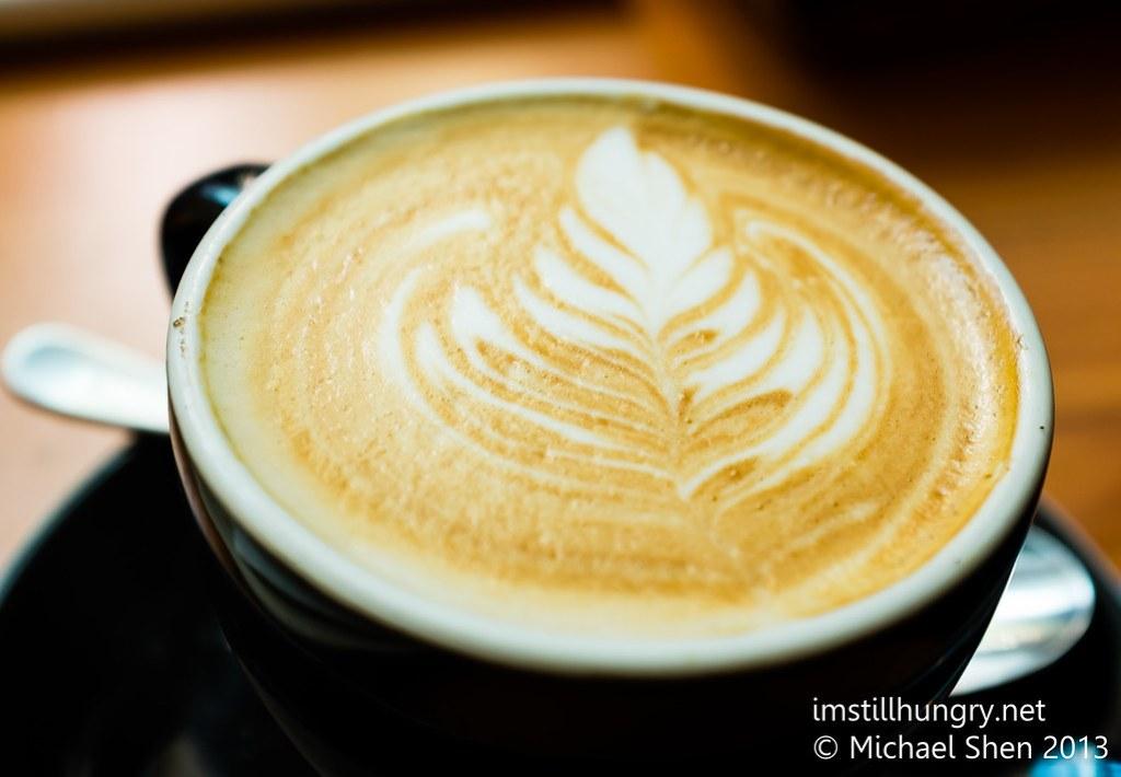 Gotta love a good latte palomino espresso