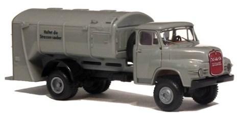 14 Brekina MAN 415 hauber