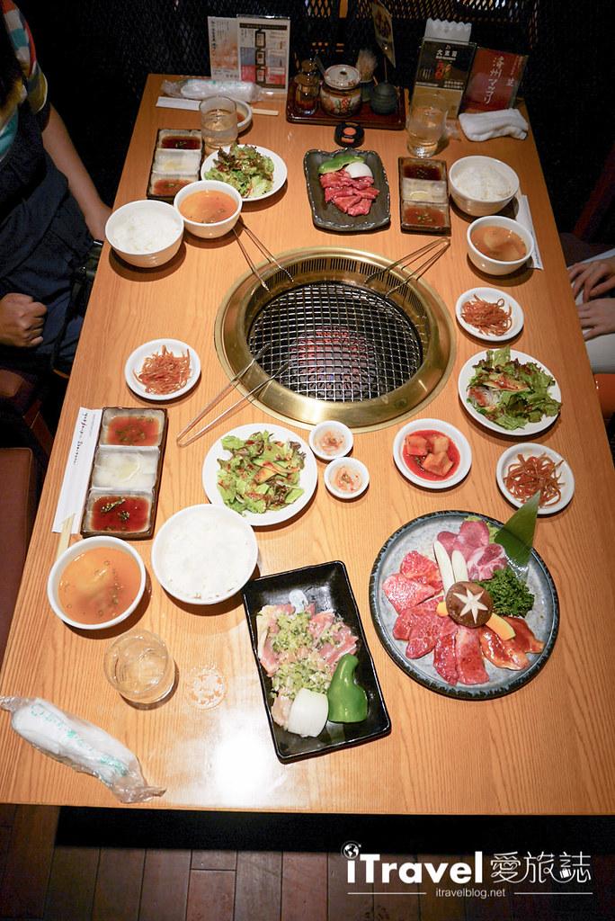 福冈美食餐厅 大东园烧肉冷面 (20)