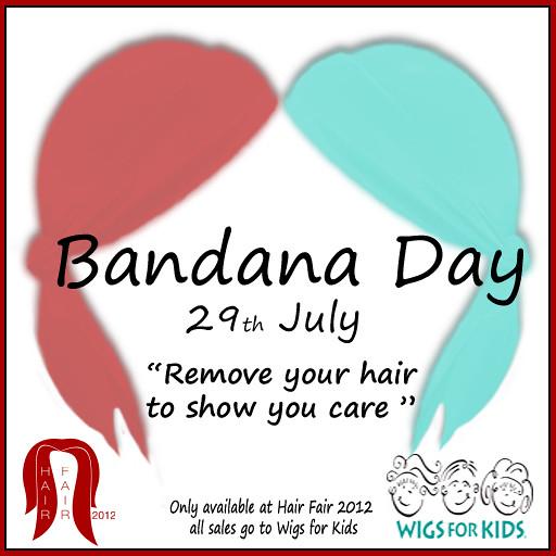 Bandana Day 2012 poster