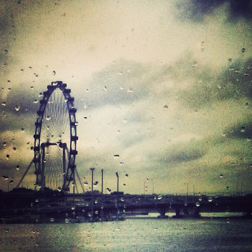 Singapore Flyer #singapore by @MySoDotCom