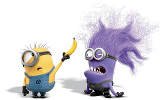 Despicable me 2 Purple