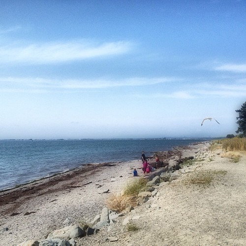 Crescent Beach Vancouver BC by @MySoDotCom