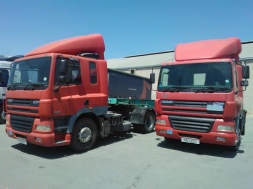 North Sheilds to Larnaka, Cyprus Reload Neuwied, Germany to Warrington