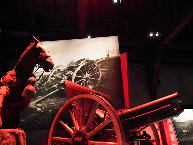 In Flanders Fields Museum -Ypres, Belgium