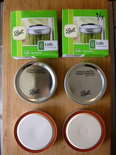 Mastering Food Preservation: Ball's BPA-Free Canning Lids