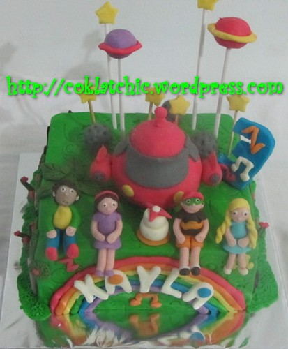 Cake Little Einsteins