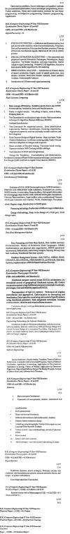 NSIT: Syllabus -Biotechnology