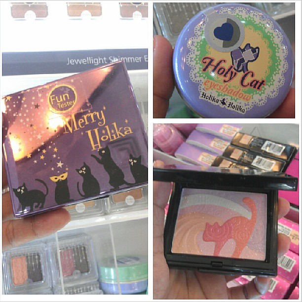 The #cat person in me sez #purrfectly #cute packaging! @HolikaHolikaPh #makeup #beauty #beautyblogger #Philippines