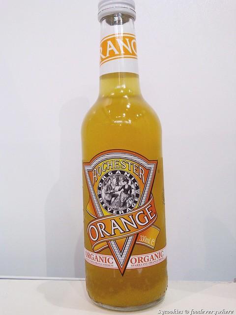Rochester organic juice