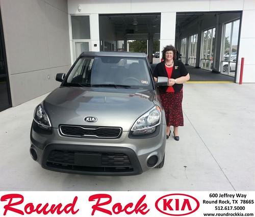 Thank you to Michele Houghlin on your new car  from Michael Glass and everyone at Round Rock Kia! by RoundRockKia