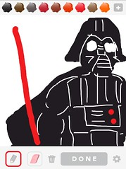 VADER, Draw Something App