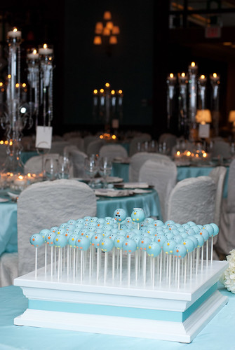 Tiffany Blue Inspired Wedding
