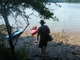 Muddy Kayak Access