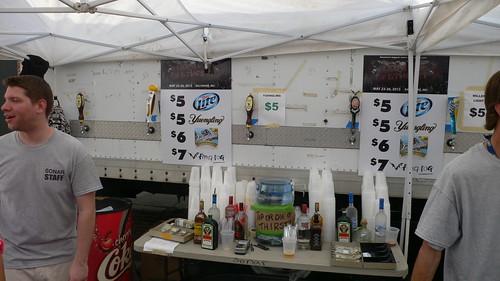 MDF XI beer tent