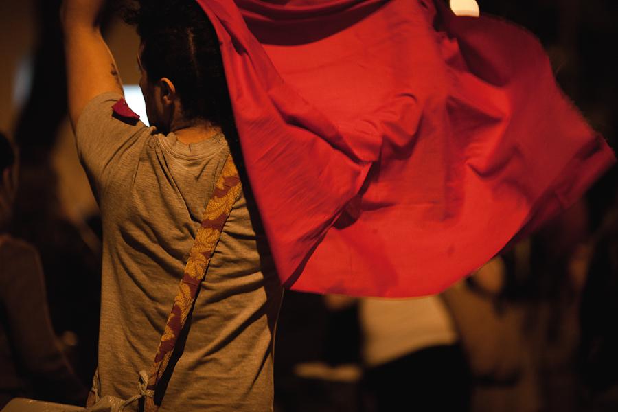 Action locale: Manifestation contre l'offre de marde du gouvernement: GEL OU GRÈVE ! [photos Thien V]