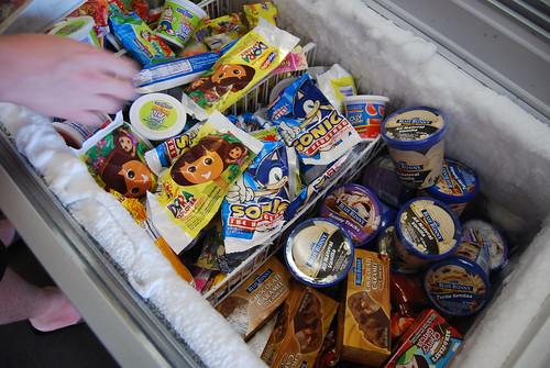 Single Ice cream