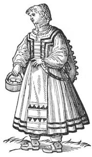 Festive Attyre: Italian Working-class Dress