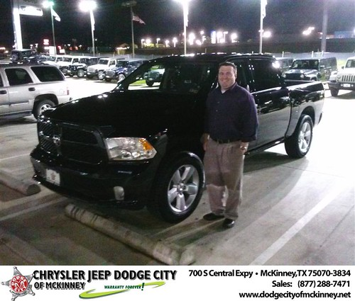 Dodge City of McKinney would like to say Happy Birthday to Willis Smith! by Dodge City McKinney Texas