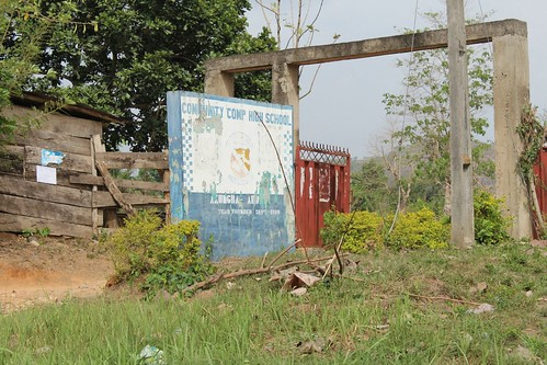 Community Comprehensive High School - Akungba Akoko, Ondo State. by Jujufilms