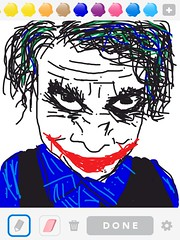 JOKER, Draw Something App