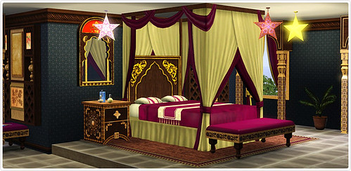 India Bedroom