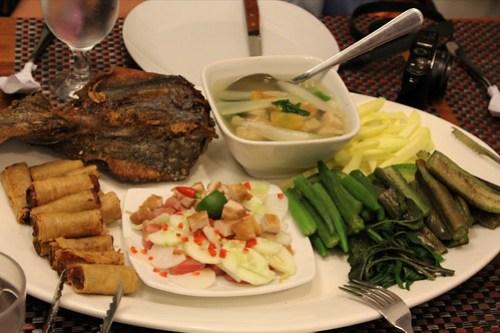 Piyesta Meal #8 at Piyesta KTV and Restobar