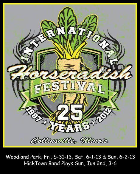Horseradish Fest 5-31-13