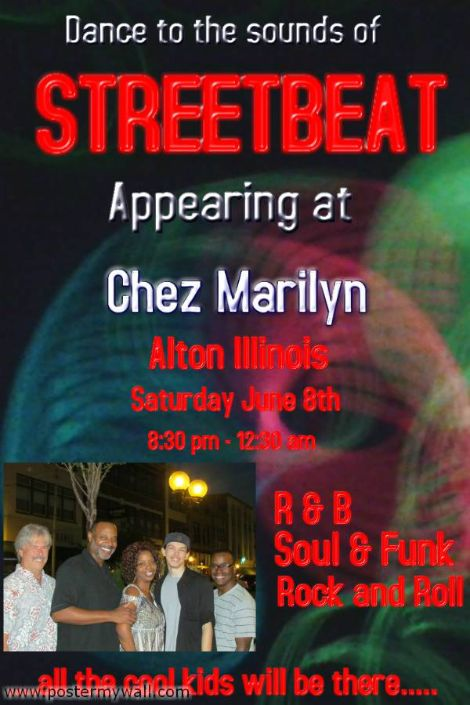 Streetbeat 6-8-13