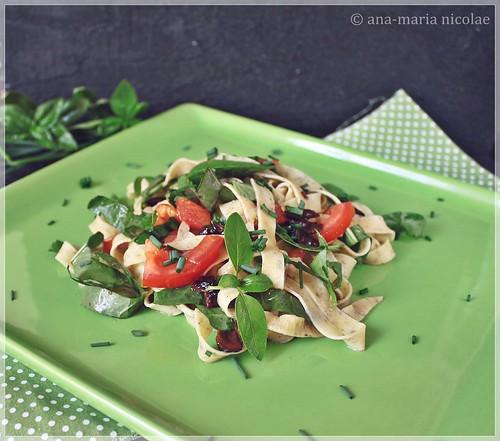 Basil Pasta Salad