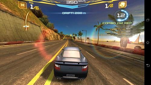 เล่นเกม Asphalt 7: Heat บน Sony Xperia Z Ultra