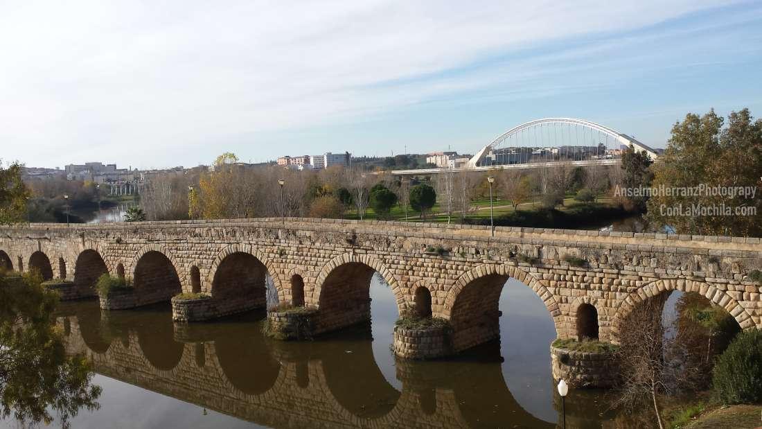 Puente Romano - Merida - Badajoz