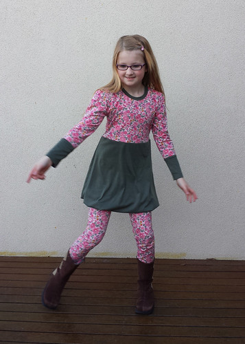 Nigella Tunic with Go To Leggings