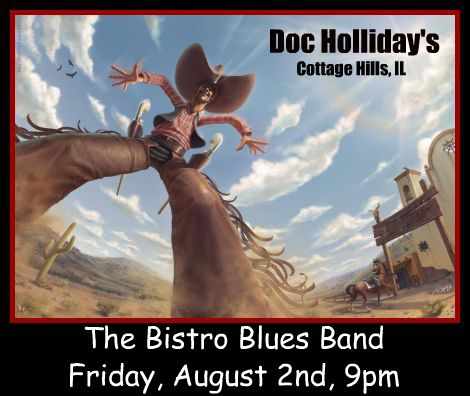 Bistro Blues Band 8-2-13