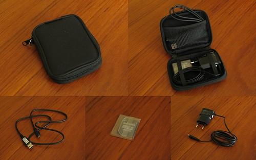 Colaj Samsung Travel Charging Set