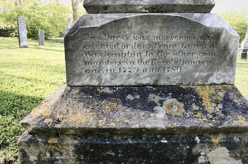 Ann Davis, Revolutionary War Messenger