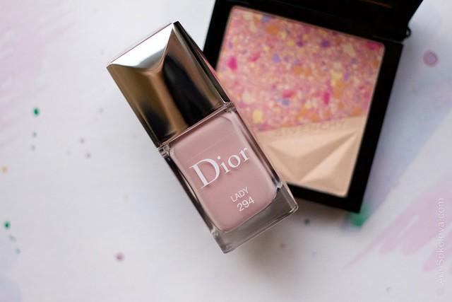 01 Dior #294 Lady