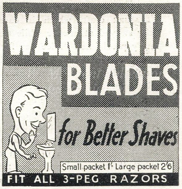 1940 - British Advertisements.