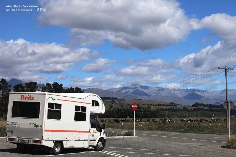 背著旅館趴趴走—紐西蘭露營車鮮體驗