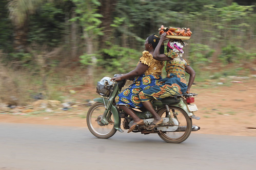 Igbo Women heading to market by Jujufilms