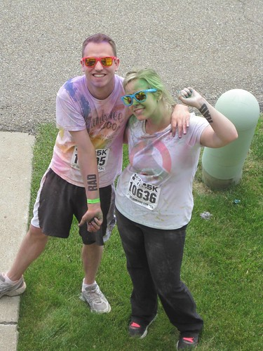 color me rad 2013