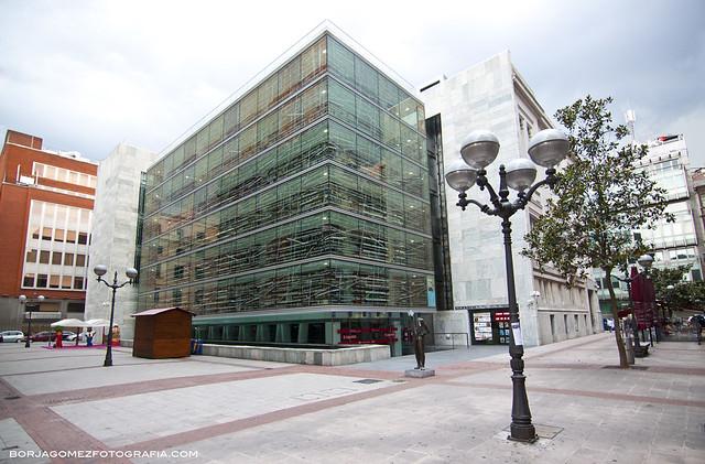 Biblioteca foral de bizkaia imb arquitectos bilbao en - Arquitectos en bilbao ...