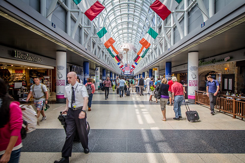 Chicago Airport - ND0_5470