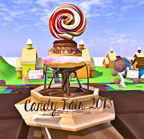 candy fair yummies