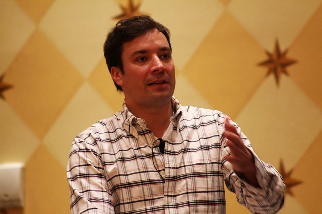 Jimmy Fallon at SXSW 2012