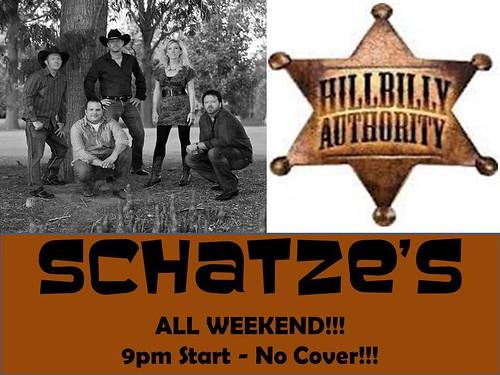 Hillbilly Authority 5-11 5-12-12
